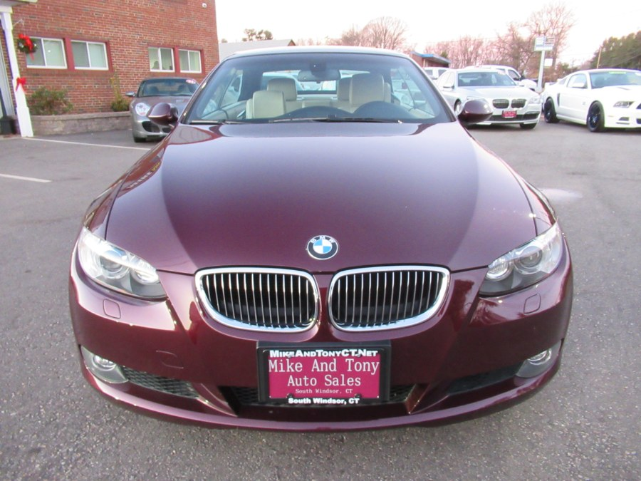 2008 BMW 3 Series 2dr Conv 328i, available for sale in South Windsor, Connecticut | Mike And Tony Auto Sales, Inc. South Windsor, Connecticut