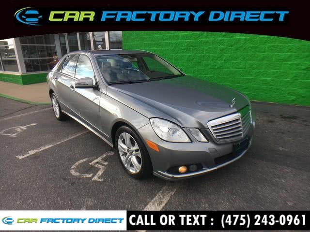 Used 2010 Mercedes-benz E-class in Milford, Connecticut | Car Factory Direct. Milford, Connecticut
