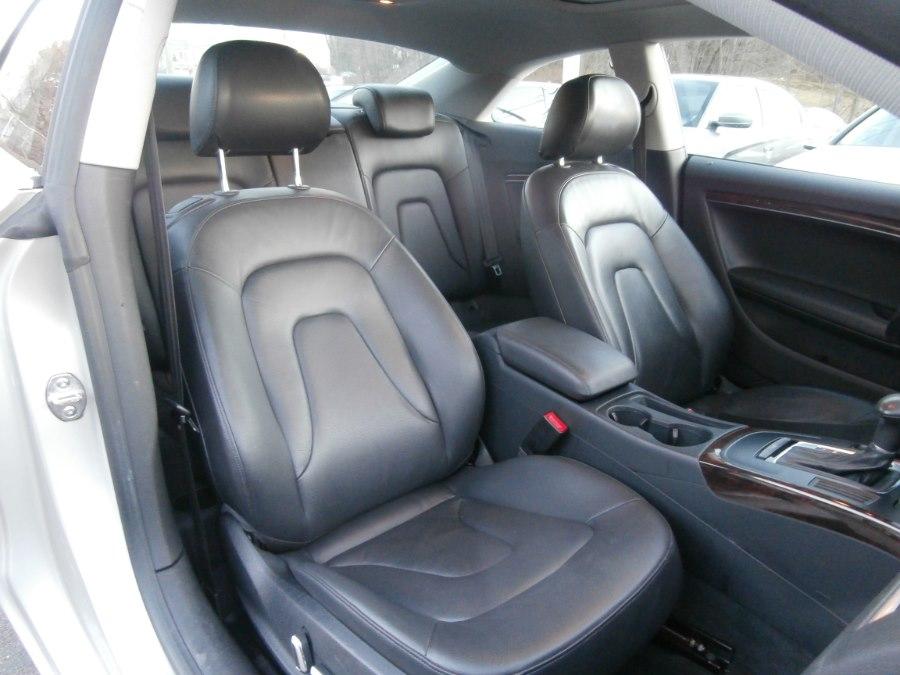2013 Audi A5 2dr Cpe Auto quattro 2.0T Premium, available for sale in Waterbury, Connecticut | Jim Juliani Motors. Waterbury, Connecticut
