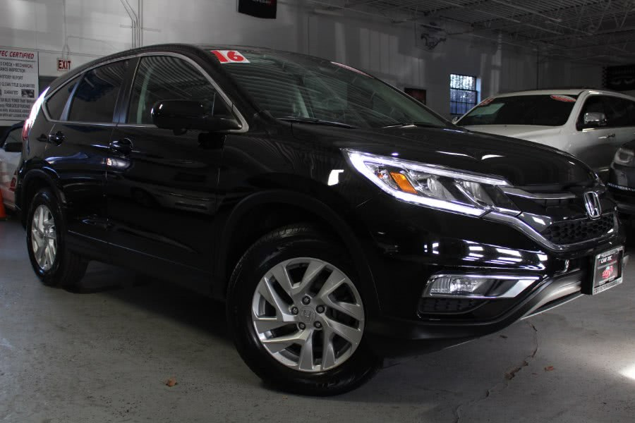 Used 2016 Honda CR-V in Deer Park, New York | Car Tec Enterprise Leasing & Sales LLC. Deer Park, New York