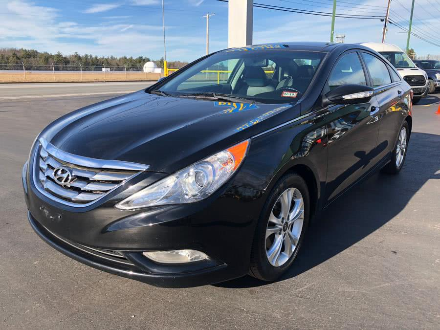 Used Hyundai Sonata Limited 2013 | RH Cars LLC. Merrimack, New Hampshire