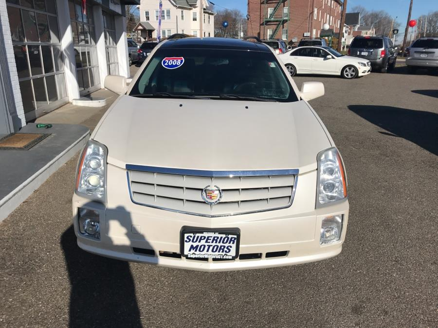 2008 Cadillac SRX AWD 4dr V6, available for sale in Milford, Connecticut | Superior Motors LLC. Milford, Connecticut