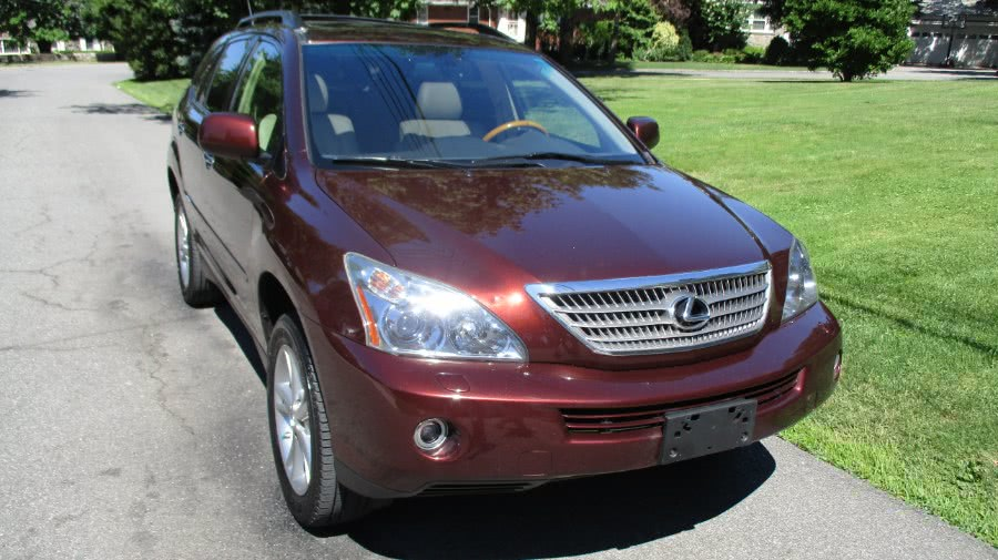 2008 LEXUS RX400 4dr Wgn 4WD SUV, available for sale in Bronx, NY