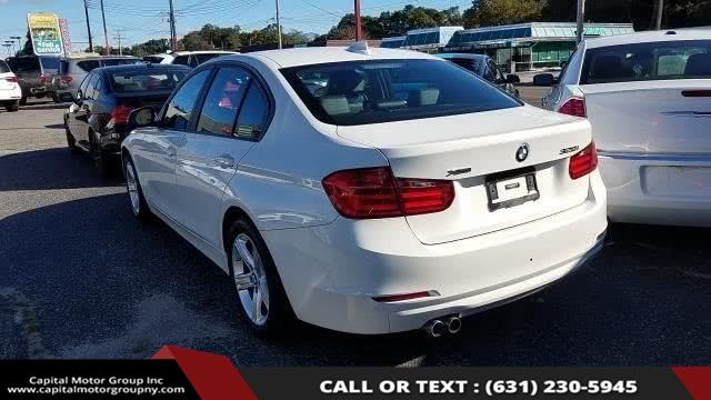 2015 BMW 3 Series 4dr Sdn 328i xDrive AWD SULEV, available for sale in Medford, New York | Capital Motor Group Inc. Medford, New York