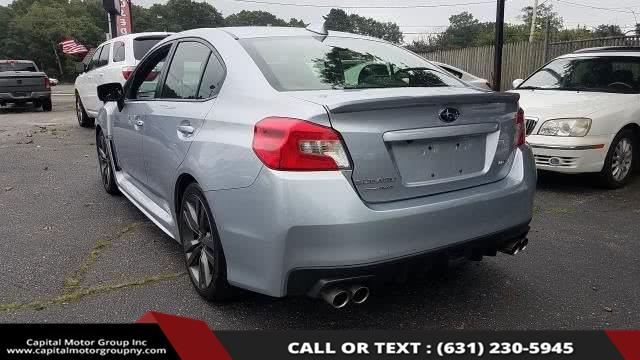 2016 Subaru WRX 4dr Sdn Man Limited, available for sale in Medford, New York | Capital Motor Group Inc. Medford, New York