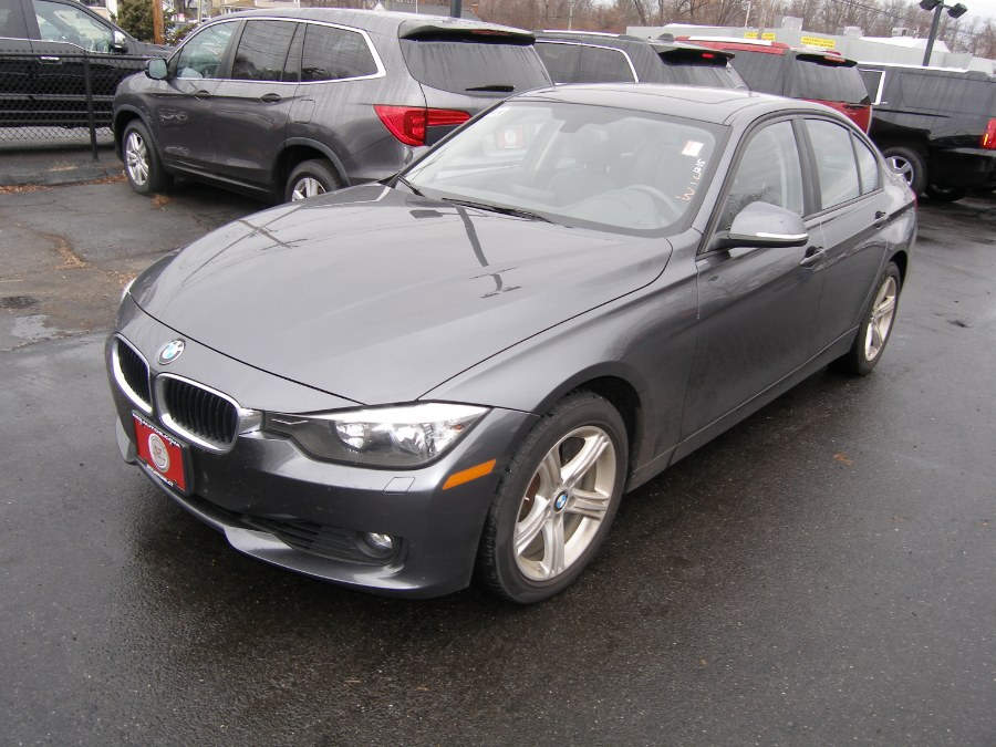 2015 BMW 3 Series 4dr Sdn 328i xDrive AWD SULEV, available for sale in Stratford, Connecticut | Wiz Leasing Inc. Stratford, Connecticut