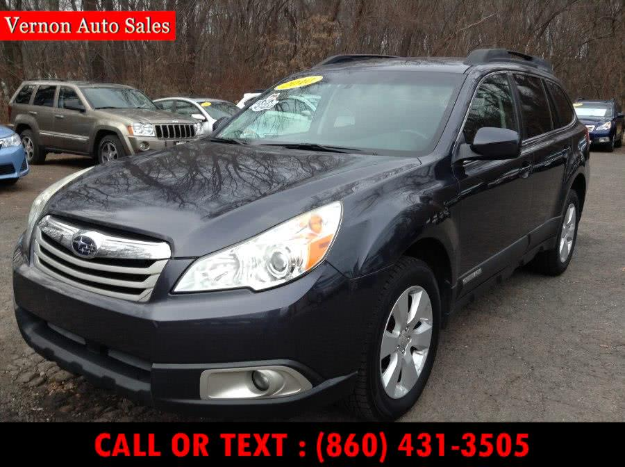 Used Subaru Outback 4dr Wgn H4 Auto 2.5i Prem All-Weather PZEV 2010 | Vernon Auto Sale & Service. Manchester, Connecticut