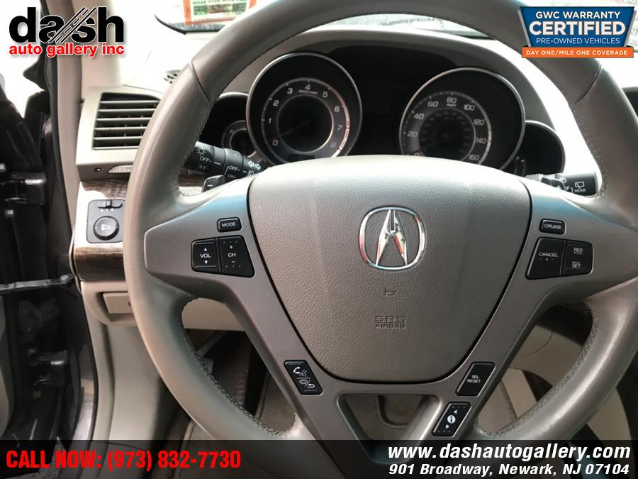 2010 Acura MDX AWD 4dr, available for sale in Newark, New Jersey | Dash Auto Gallery Inc.. Newark, New Jersey