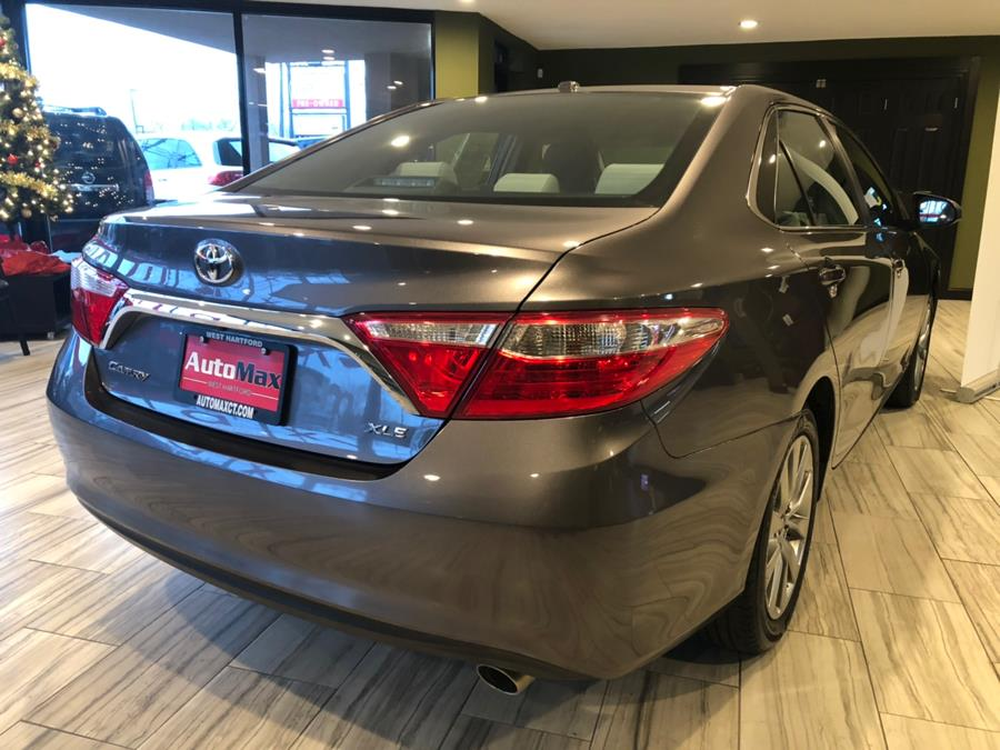 Used Toyota Camry 4dr Sdn I4 Auto XLE (Natl) 2016 | AutoMax. West Hartford, Connecticut