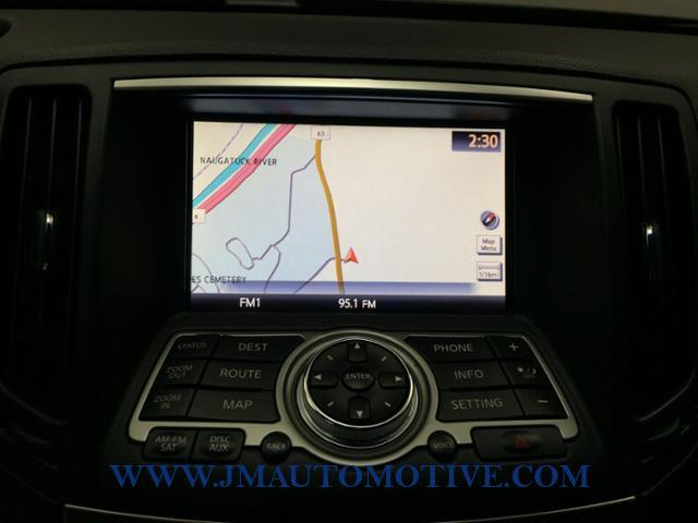 2011 Infiniti G37 4dr x AWD, available for sale in Naugatuck, Connecticut | J&M Automotive Sls&Svc LLC. Naugatuck, Connecticut