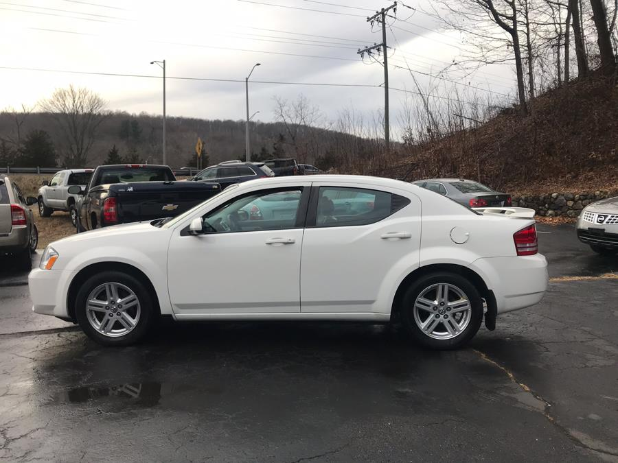 2010 Dodge Avenger 4dr Sdn R/T, available for sale in Naugatuck, Connecticut | Riverside Motorcars, LLC. Naugatuck, Connecticut