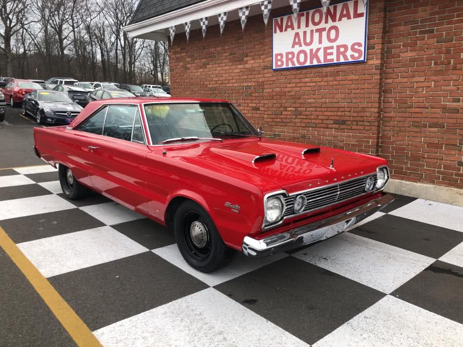 Used 1966 Plymouth Satellite in Waterbury, Connecticut | National Auto Brokers, Inc.. Waterbury, Connecticut