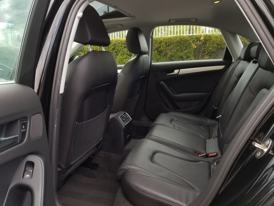2010 Audi A4 Auto 2.0T quattro AWD Premium Plus w/Navigation,Back-up Camera,Sunroof, available for sale in Queens, NY