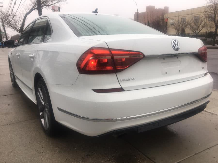 2017 Volkswagen Passat R-Line w/Comfort Pkg Auto, available for sale in Brooklyn, New York   NYC Automart Inc. Brooklyn, New York