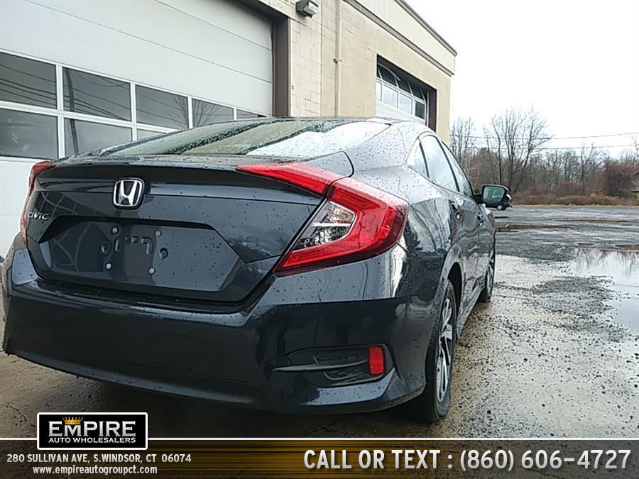 2016 Honda Civic Sedan 4dr CVT EX, available for sale in S.Windsor, Connecticut | Empire Auto Wholesalers. S.Windsor, Connecticut