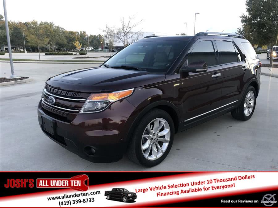 Used Ford Explorer FWD 4dr Limited 2012 | Josh's All Under Ten LLC. Elida, Ohio