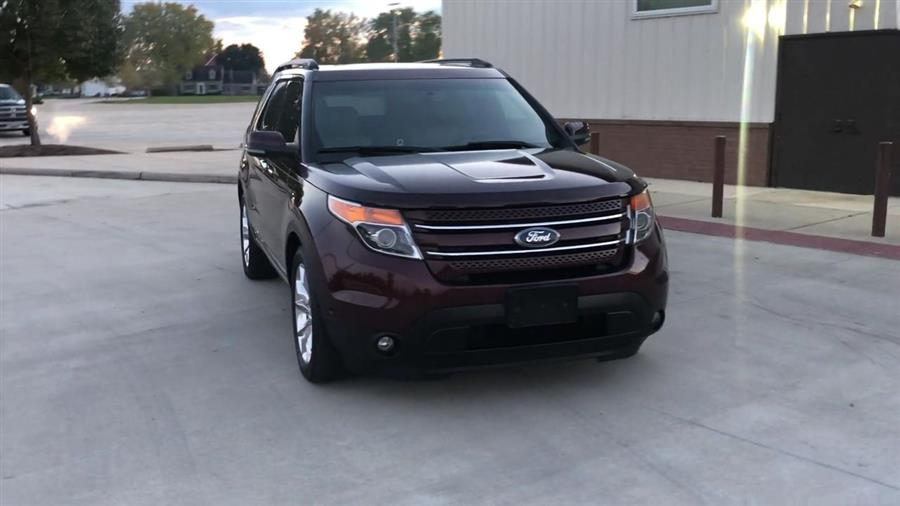 2012 Ford Explorer FWD 4dr Limited, available for sale in Elida, Ohio | Josh's All Under Ten LLC. Elida, Ohio