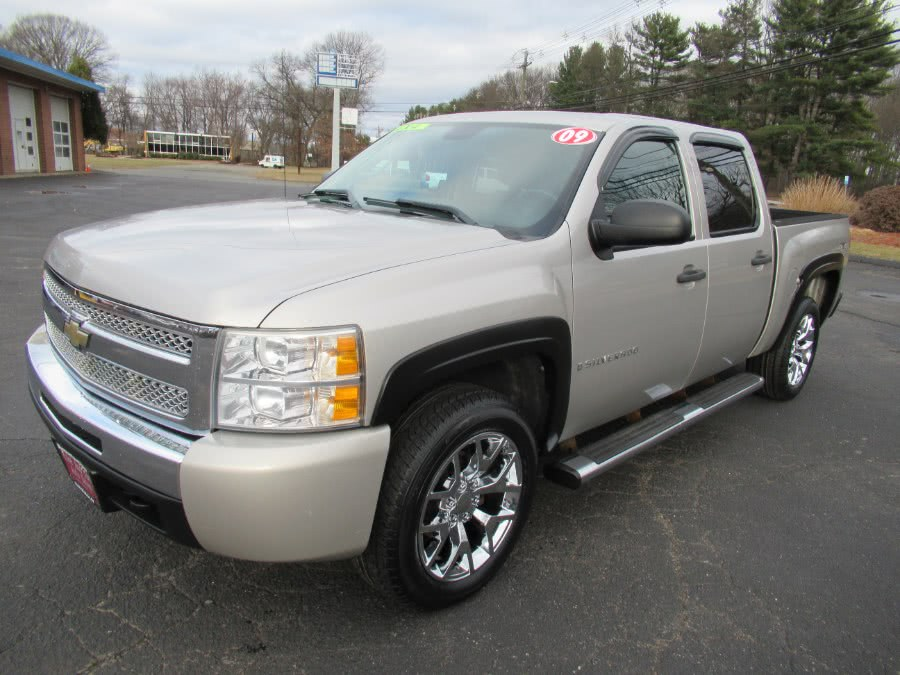 Used 2009 Chevrolet Silverado 1500 in South Windsor, Connecticut | Mike And Tony Auto Sales, Inc. South Windsor, Connecticut