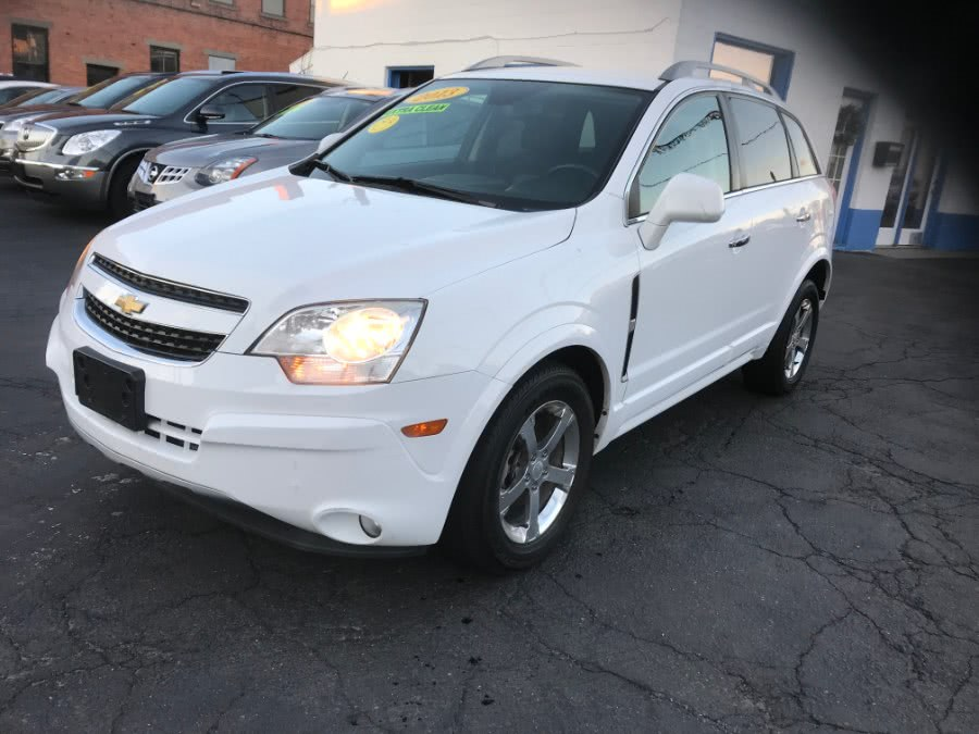 Used 2013 Chevrolet Captiva Sport Fleet in Bridgeport, Connecticut | Affordable Motors Inc. Bridgeport, Connecticut