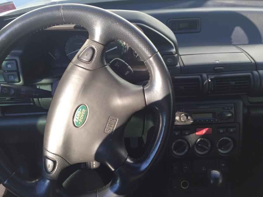 Used 2003 Land Rover Freelander in West Babylon, New York | Boss Auto Sales. West Babylon, New York