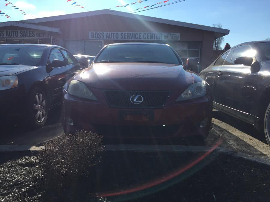 Used 2008 Lexus IS 250 in West Babylon, New York | Boss Auto Sales. West Babylon, New York