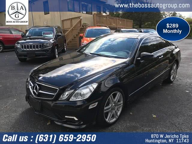 Used 2010 Mercedes-Benz E-Class in Huntington, New York | The Boss Auto Group . Huntington, New York