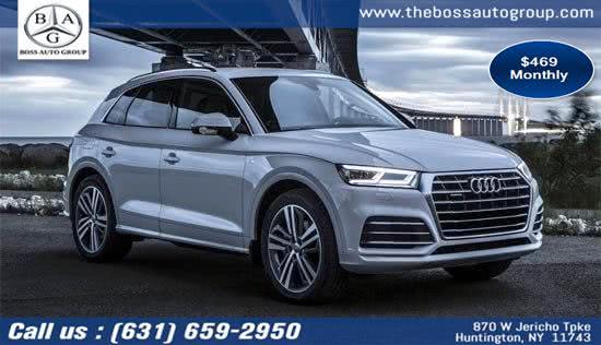 New 2019 Audi Q5 in Huntington, New York | The Boss Auto Group . Huntington, New York