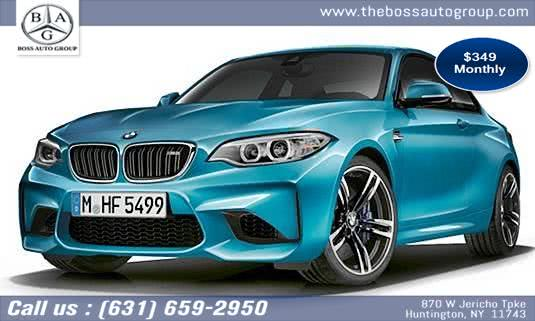 2019 BMW 3 Series 2dr Cpe 328i RWD SULEV, available for sale in Huntington, New York | The Boss Auto Group . Huntington, New York
