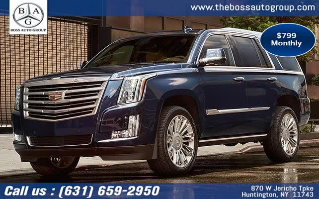 New 2019 Cadillac Escalade in Huntington, New York | The Boss Auto Group . Huntington, New York