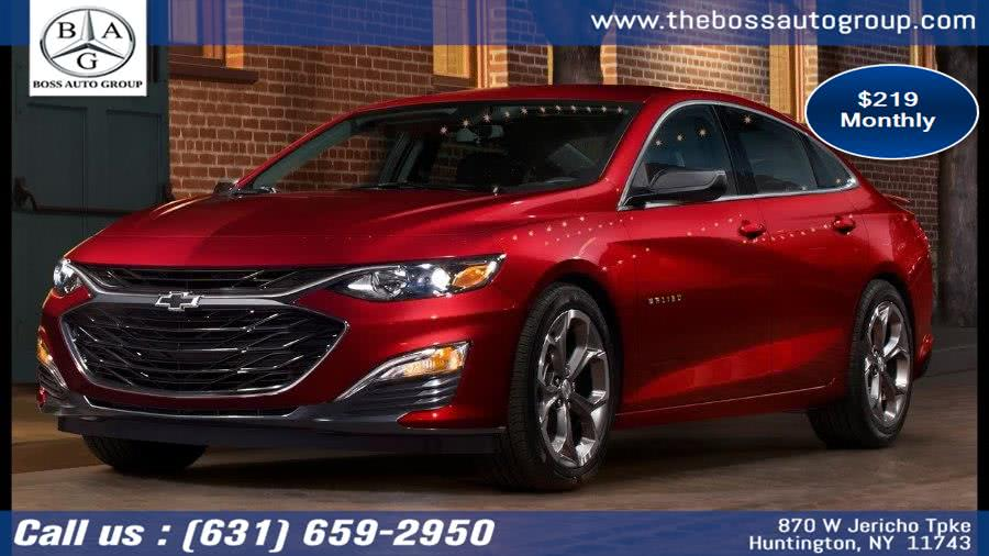 New 2019 Chevrolet Malibu in Huntington, New York | The Boss Auto Group . Huntington, New York