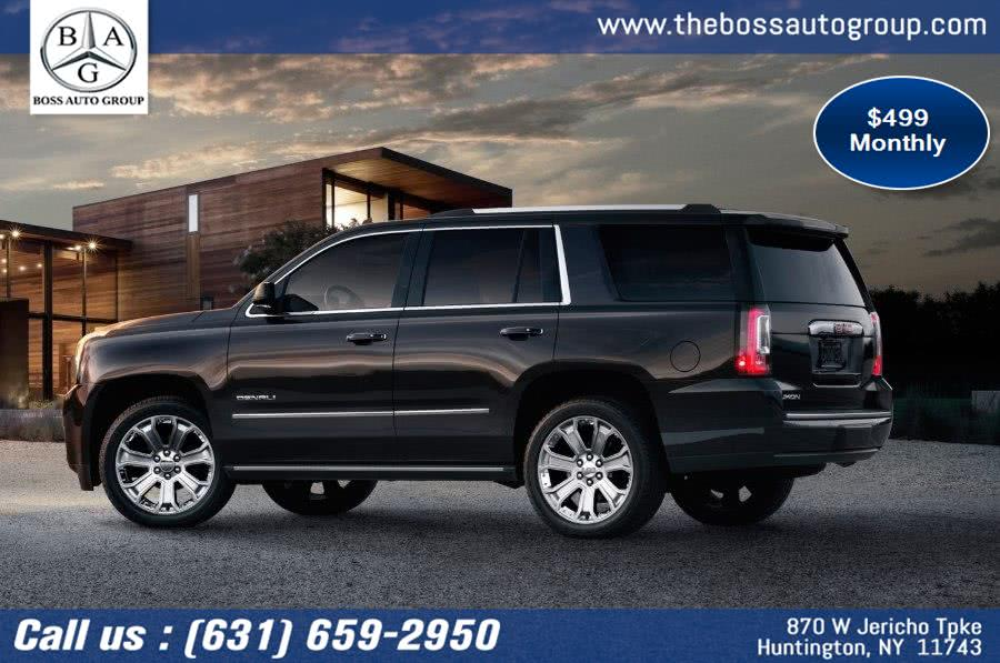 2019 Chevrolet Tahoe 4WD 4dr 1LT, available for sale in Huntington, New York | The Boss Auto Group . Huntington, New York