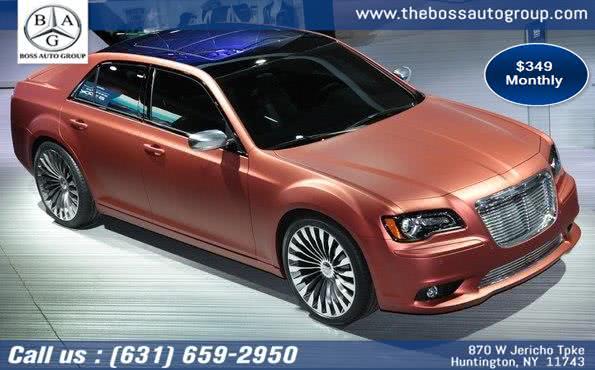 New 2019 Chrysler 300 in Huntington, New York | The Boss Auto Group . Huntington, New York