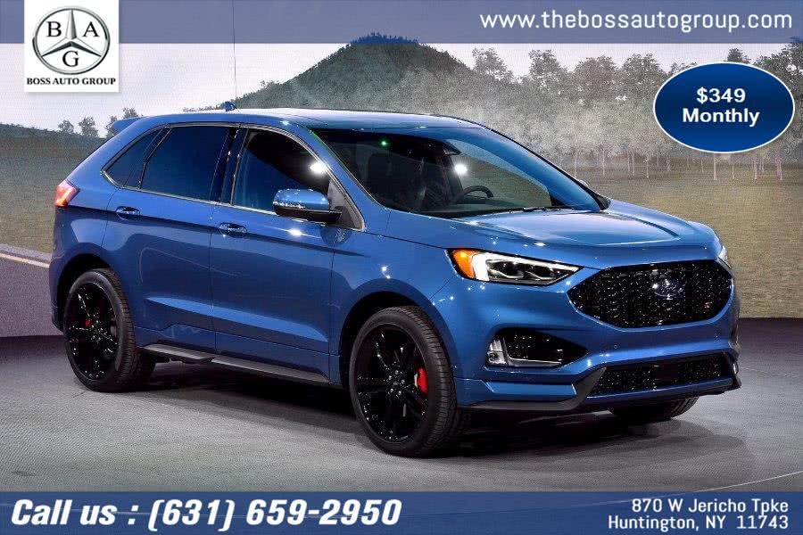 New 2019 Ford Edge in Huntington, New York   The Boss Auto Group . Huntington, New York