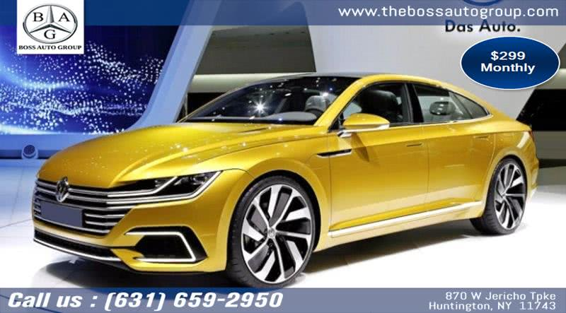 New 2019 Volkswagen CC in Huntington, New York | The Boss Auto Group . Huntington, New York