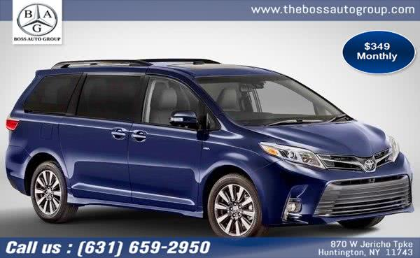 New 2019 Toyota Sienna in Huntington, New York | The Boss Auto Group . Huntington, New York