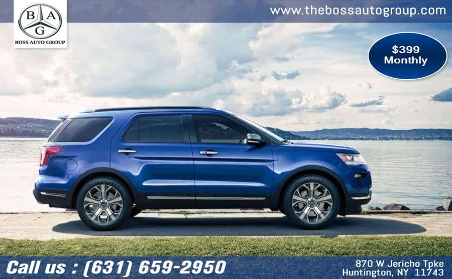 New 2019 Ford Explorer in Huntington, New York   The Boss Auto Group . Huntington, New York