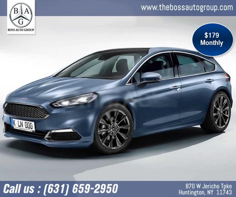 New 2019 Ford Focus in Huntington, New York | The Boss Auto Group . Huntington, New York