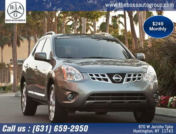 New 2020 Nissan Rogue in Huntington, New York | The Boss Auto Group . Huntington, New York