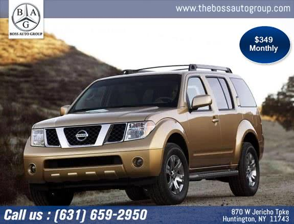 New 2020 Nissan Pathfinder in Huntington, New York | The Boss Auto Group . Huntington, New York
