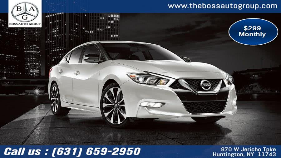 New 2020 Nissan Maxima in Huntington, New York | The Boss Auto Group . Huntington, New York