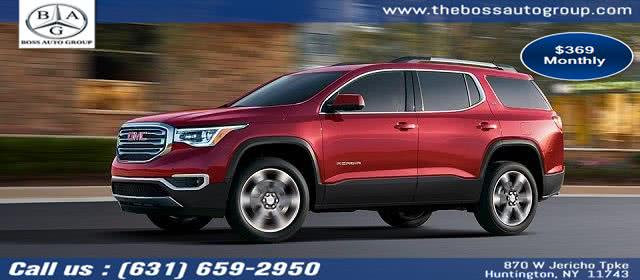 New 2019 GMC Acadia in Huntington, New York | The Boss Auto Group . Huntington, New York