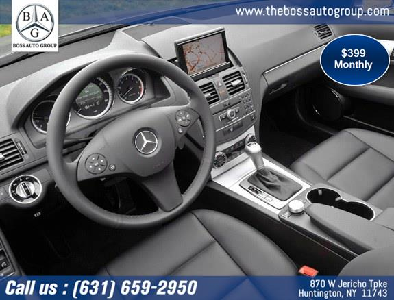 2020 Mercedes-Benz C-Class 4dr Sdn C300 Sport 4MATIC, available for sale in Huntington, New York | The Boss Auto Group . Huntington, New York