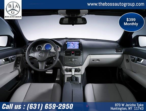 Used Mercedes-Benz C-Class 4dr Sdn C300 Sport 4MATIC 2020 | The Boss Auto Group . Huntington, New York