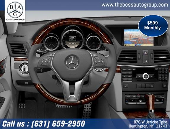 2020 Mercedes-Benz E-Class 2dr Cpe E400 4MATIC, available for sale in Huntington, New York | The Boss Auto Group . Huntington, New York