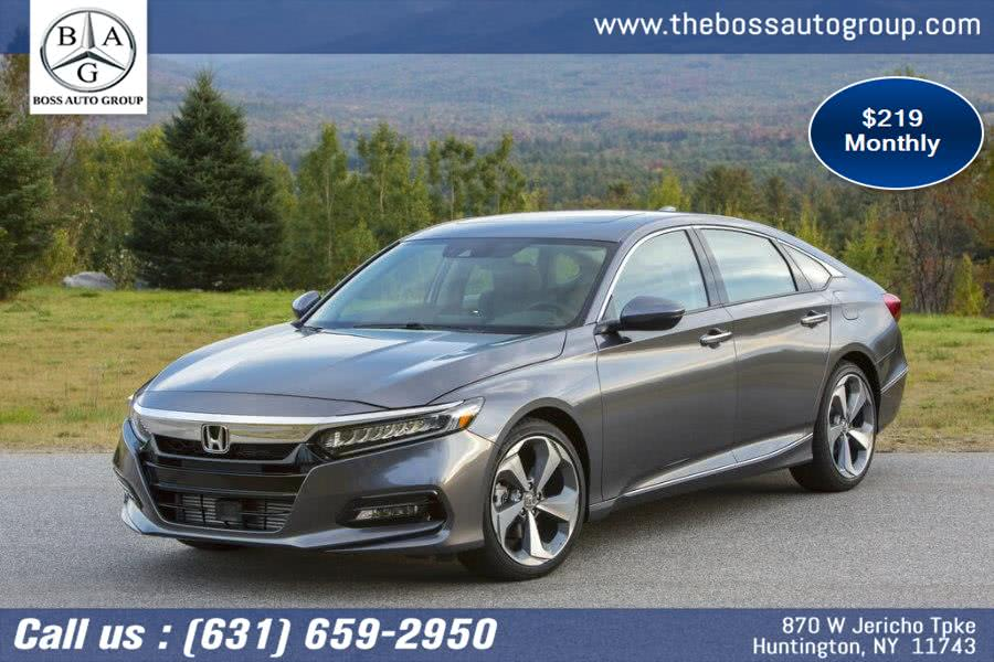 New 2019 Honda Accord Sdn in Huntington, New York | The Boss Auto Group . Huntington, New York