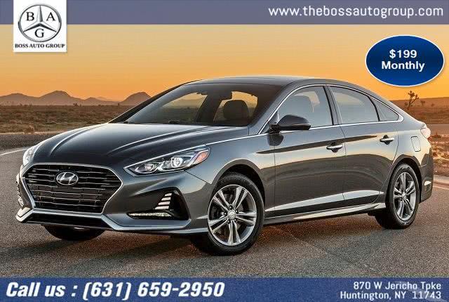 New 2019 Hyundai Sonata in Huntington, New York | The Boss Auto Group . Huntington, New York
