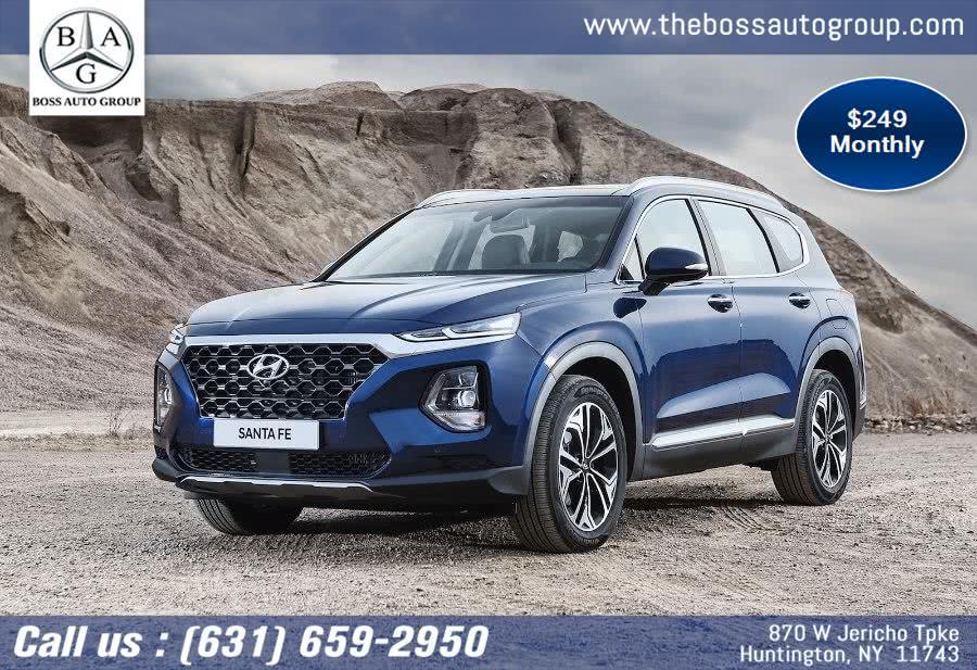 New 2019 Hyundai Santa Fe in Huntington, New York | The Boss Auto Group . Huntington, New York