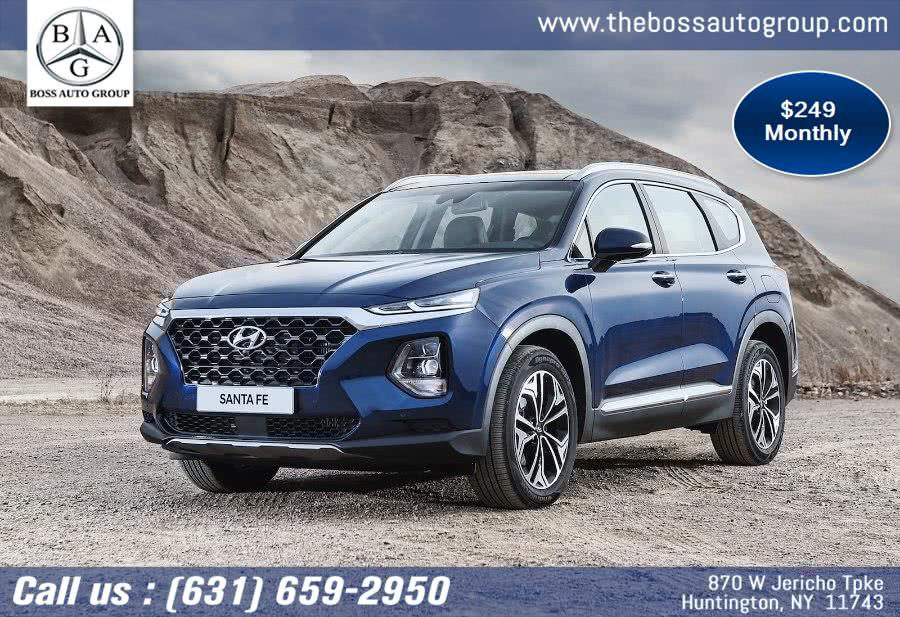 Used Hyundai Santa Fe AWD 4dr GLS 2020 | The Boss Auto Group . Huntington, New York