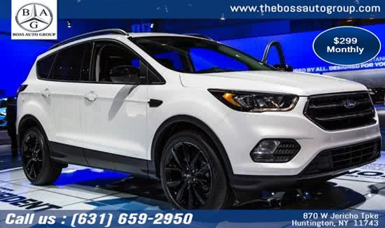New 2019 Ford Escape in Huntington, New York | The Boss Auto Group . Huntington, New York