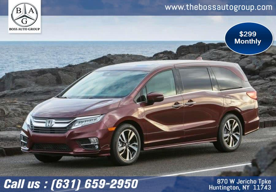 New 2019 Honda Odyssey in Huntington, New York | The Boss Auto Group . Huntington, New York
